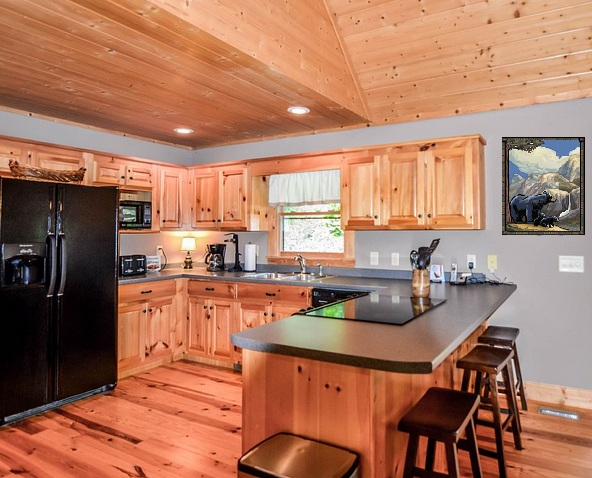 Black Bear Kitchen Decor With Black Bear Bottle Holder And Other Related  Images Gallery:
