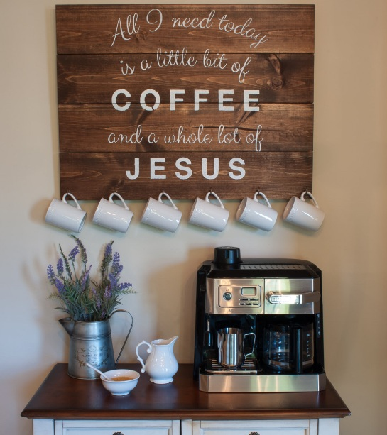 10 Best Coffee Decoration for Kitchen Plans You Can Easily Follow