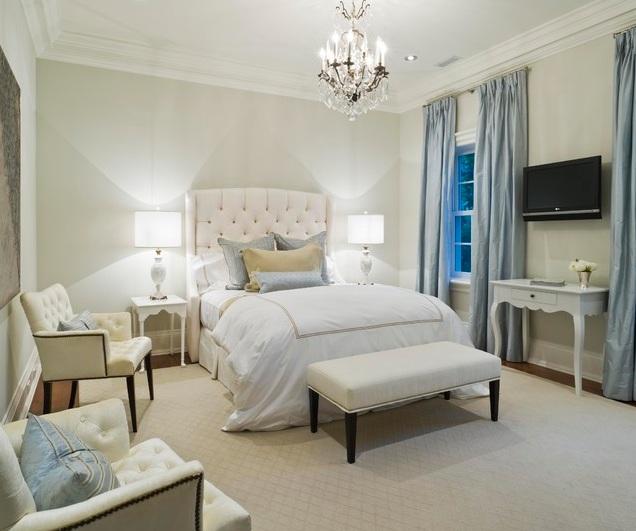 French Bedroom Lighting Design Ideas | Decolover.net