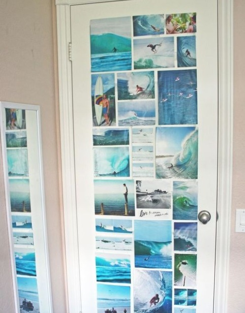 Cool Ideas For Decorating Your Bedroom Door