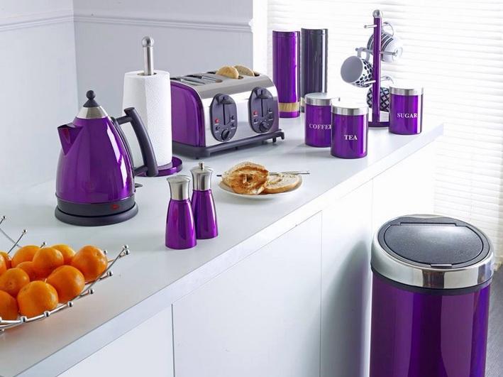purple Kitchen Accessories | Morphy
