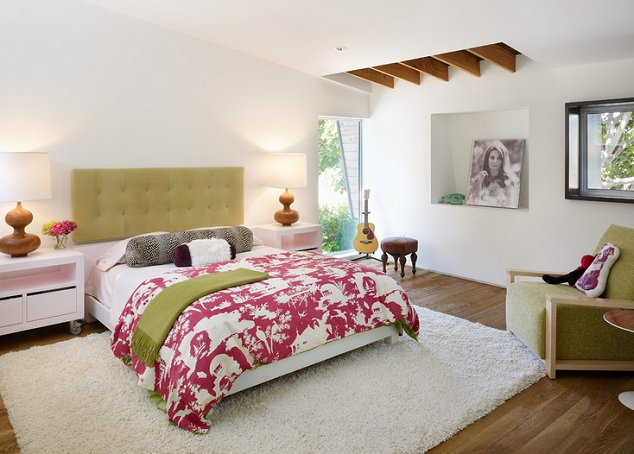Quilts For Master Bedroom With Contemporary Style