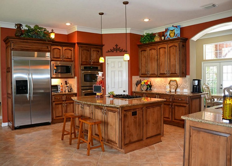 Above Kitchen Cabinets Ideas 28 Images Decorating Ideas For Above Kitchen Cabinets Room