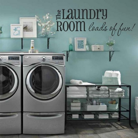 What Is The Most Popular Color For A Laundry Room