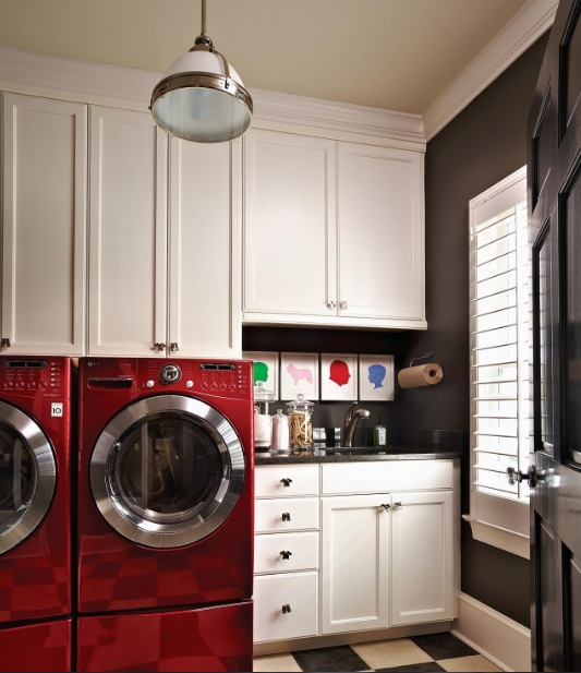 small narrow laundry room ideas and where your items should be