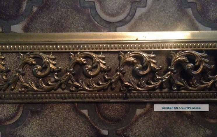 Decorative Metal Trim Molding For Wall Border Decoration