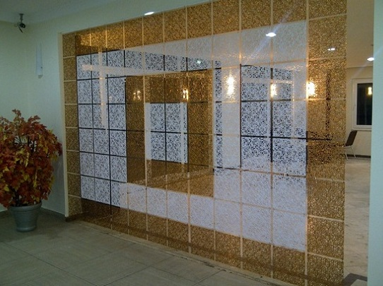 Decorative glass panels for sliding double glass doors for Decorative window glass types