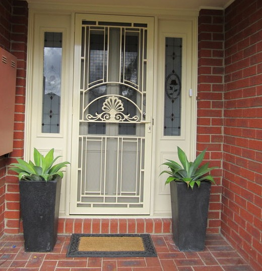 Decorative Security Screen Doors What To Understand About
