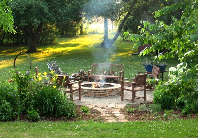 Creative Natural Rustic Landscaping Ideas For Your Home Decolover Net