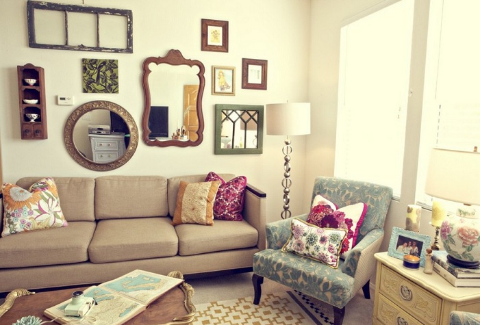 Vintage Living Room Ideas on A Budget for Unique Decor ...
