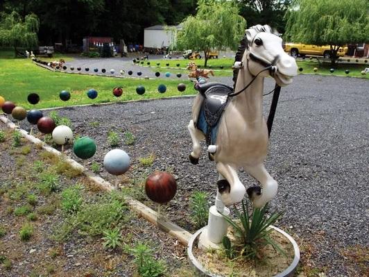 Unique horse yard ornaments ideas - Decolover net